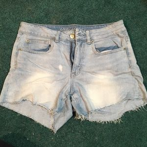 American Eagle Stretch Shorties